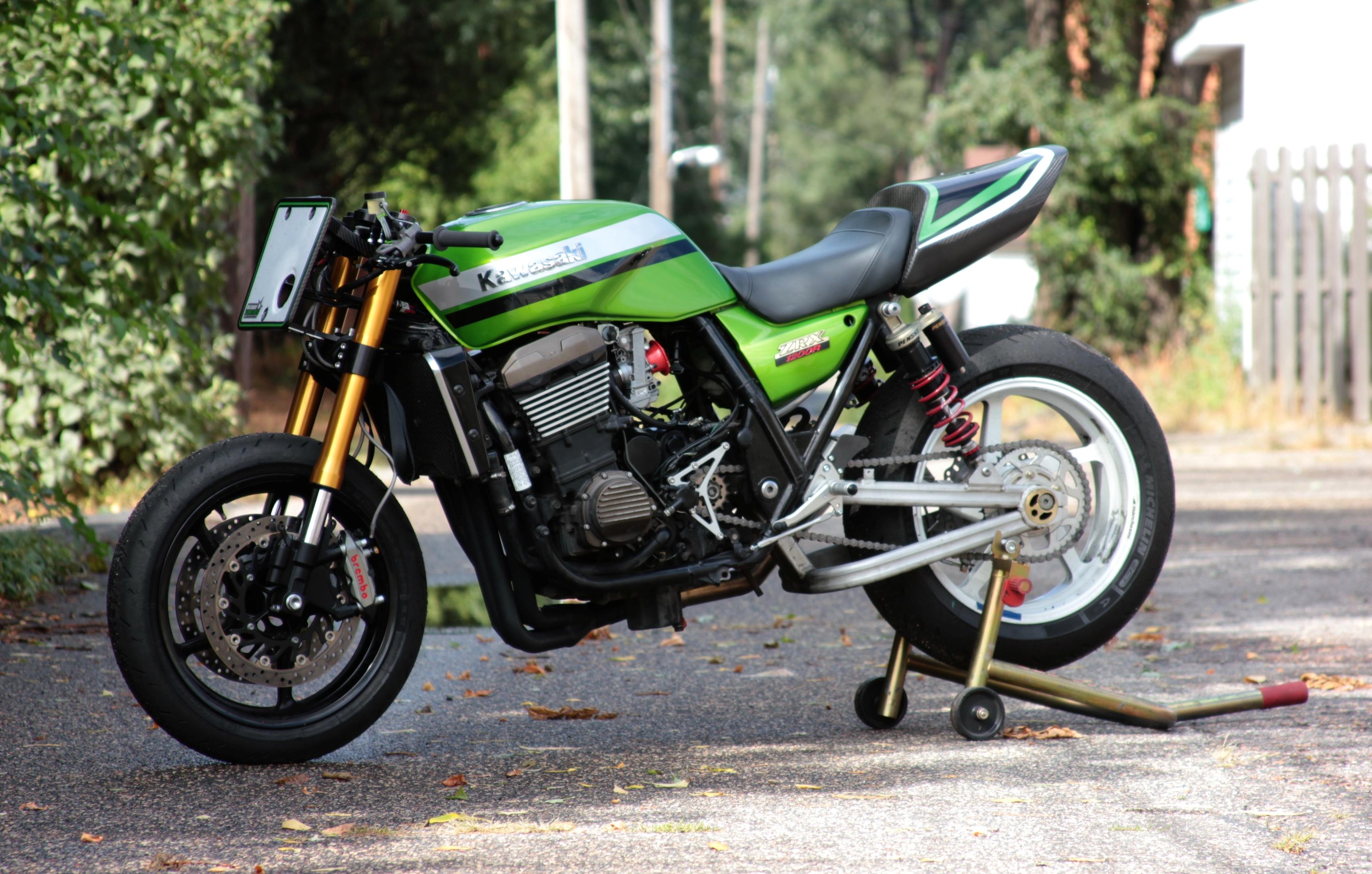 Kawasaki Zrx Sbk Factory
