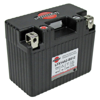 shorai race battery