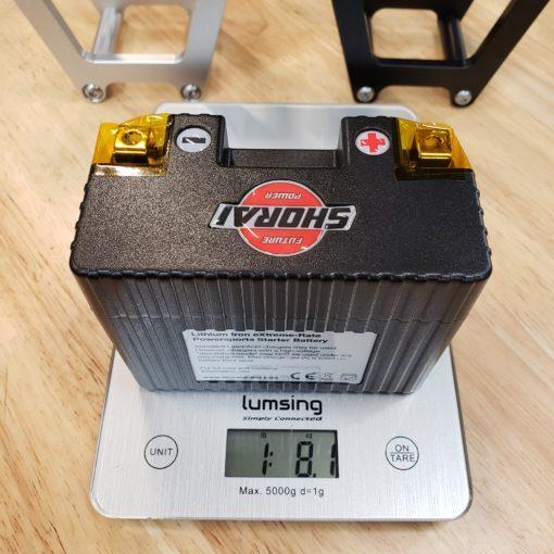 shorai weight
