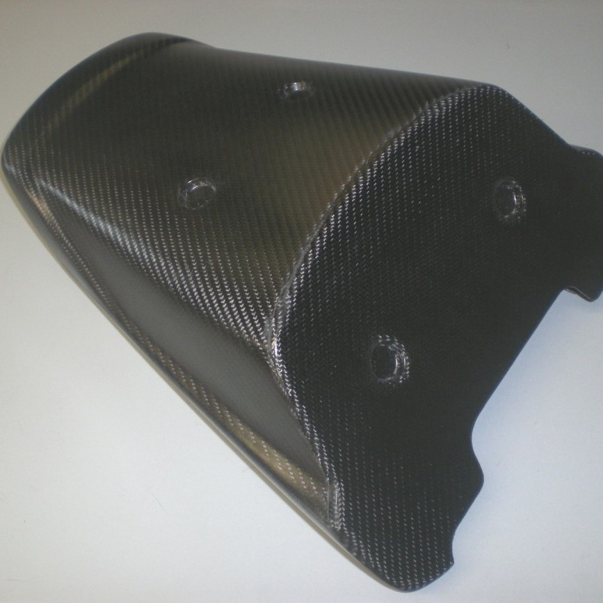 Carbon Tail Section