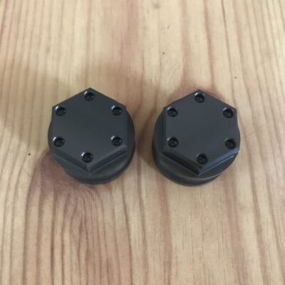shock mount nuts