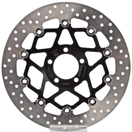 ZRX front rotor